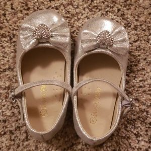 Other - Toddler Girl size 5 sparkle shoes